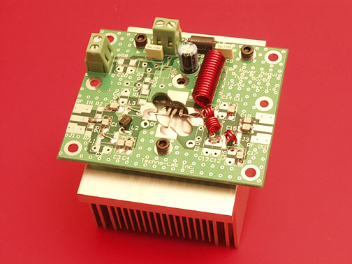 FM Amplifier Module - 7Watt - and Power Control Interface