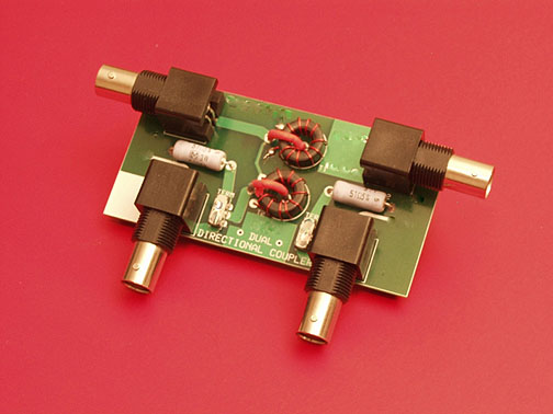Dual Directional Coupler DX1 - 1MHz - 200MHz